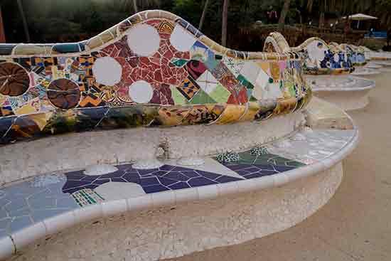 parc-Güell-barcelone