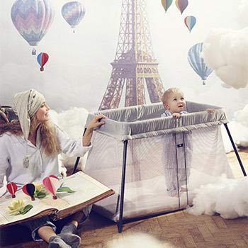 lit de voyage babybjorn le lit nomade tout terrain voyage en famille avec enfants. Black Bedroom Furniture Sets. Home Design Ideas
