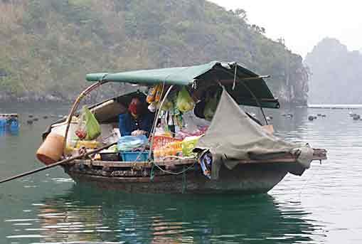 jonque-vietnam