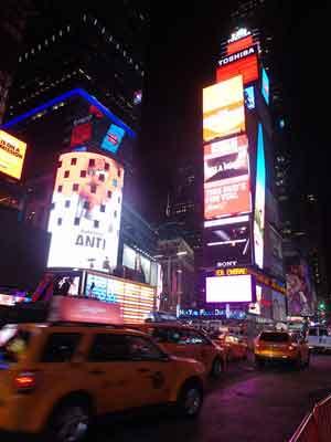 New-York-de-nuit