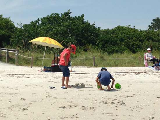 plage-Sanibel-Island-floride-avec-enfants