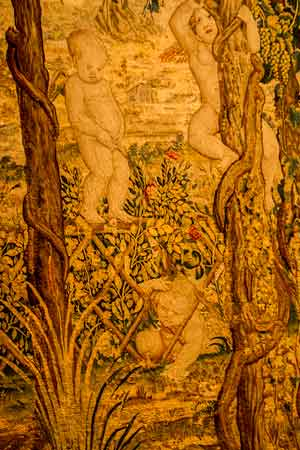 tapisserie-musée-Calouste-Gulbenkian-lisbonne