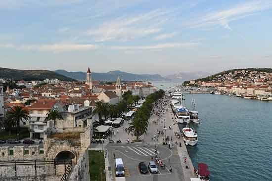ville-port croatie