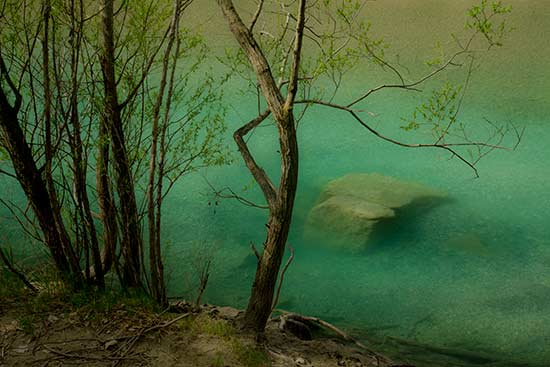 au-bord-de-rivière-gorge-du-verdon