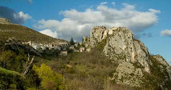 village-roubion-gorges-du-verdon