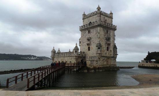 tour-de-belem-lisbonne portugal
