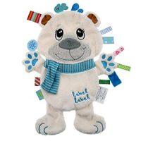 doudou-ours en forme-polaire