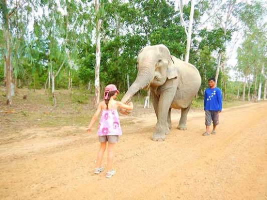 enfant-avec-elephant-thailande