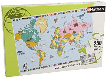 mappemonde-puzzle classique-pour-enfant