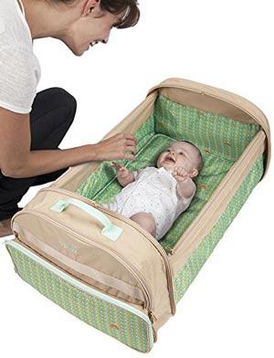 couffin de voyage bébé babysun