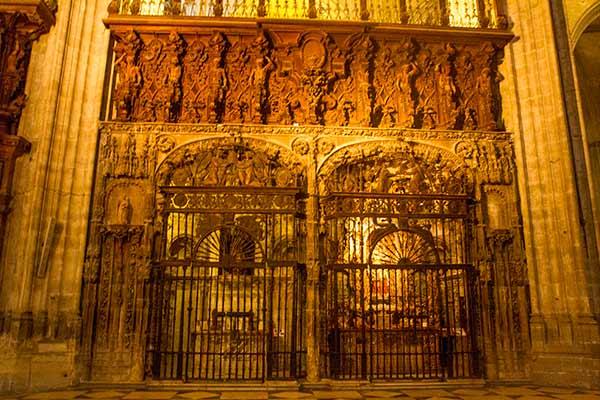 cathédrale-Séville-andalousie-espagne