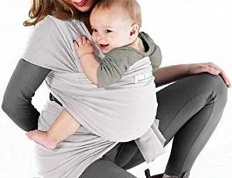 écharpe de portage bébé JPMBB-basic