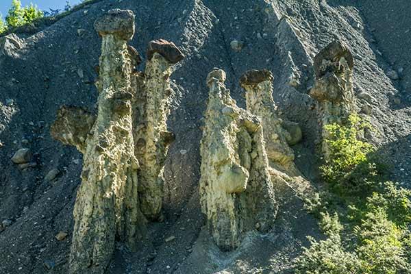 cheminées-de-fée-Arvan-maurienne