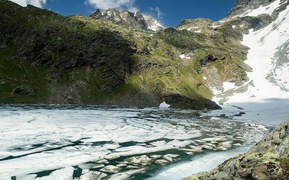 lac noir savoie-haute-tarentaise alpes