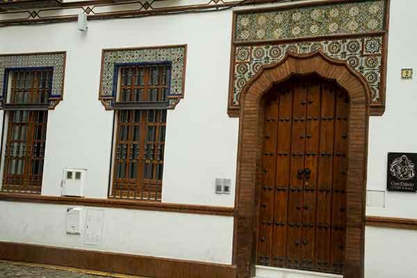 santa-cruz-à-Séville-Andalousie