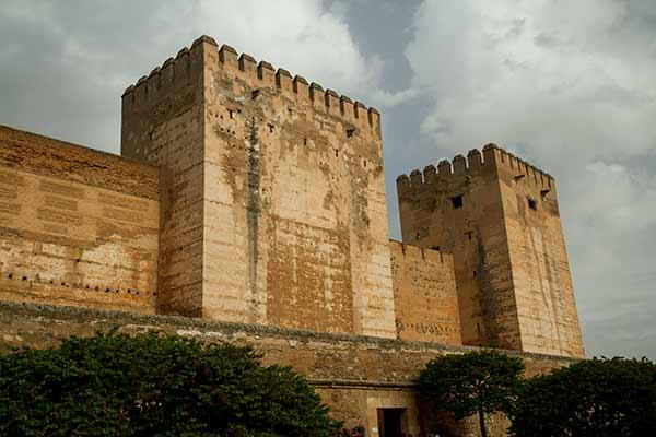 alcazaba-Alhambra-Grenade-Andalousie-Espagne