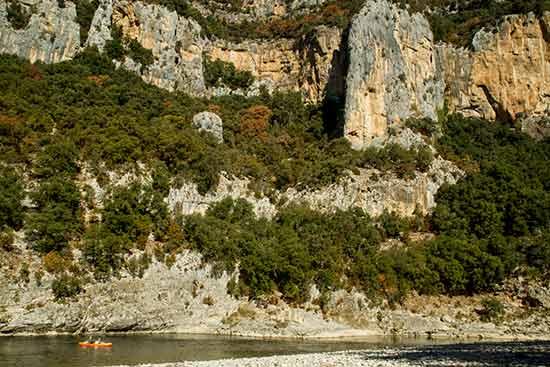 canoe kayak gorges ardèche