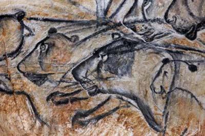 grotte chauvet en ardeche peinture rupestre