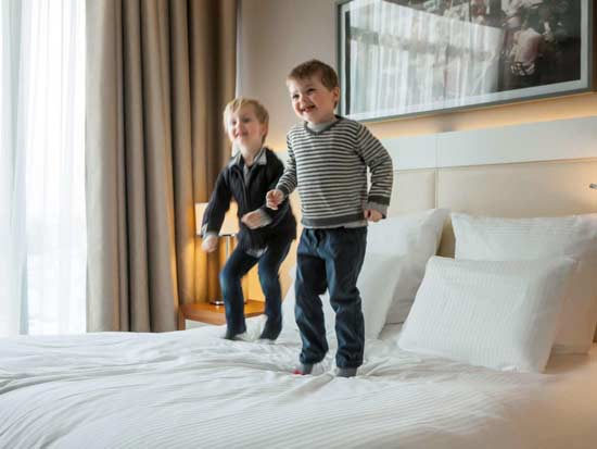 hotel paris familial avec enfants