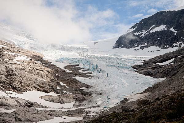 randonnée-glacier-Bodalsbreen-Norvège