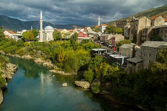 Mostar-en-bosnie
