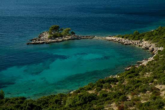 circuit-Croatie-Côte-Dalmatie-