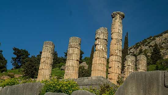 Delphes-en-famille-Grèce
