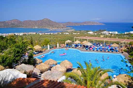 hotel-famille-crete-grece