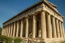 visiter-athenes-avec-enfants-agora