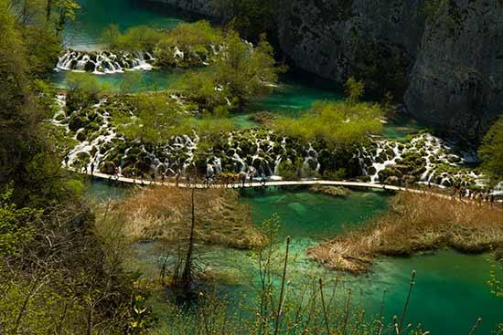 randonnée-croatie-plitvice