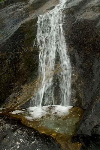 col-de-balme-cascade