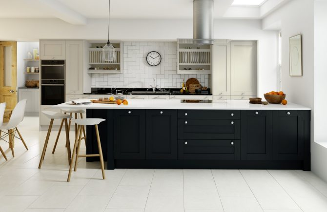 Shaker Wood Limestone & Anthracite