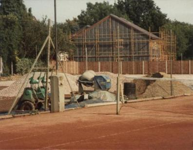 New Club House 1986