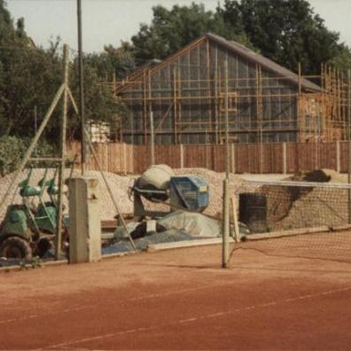 New Club House 1986