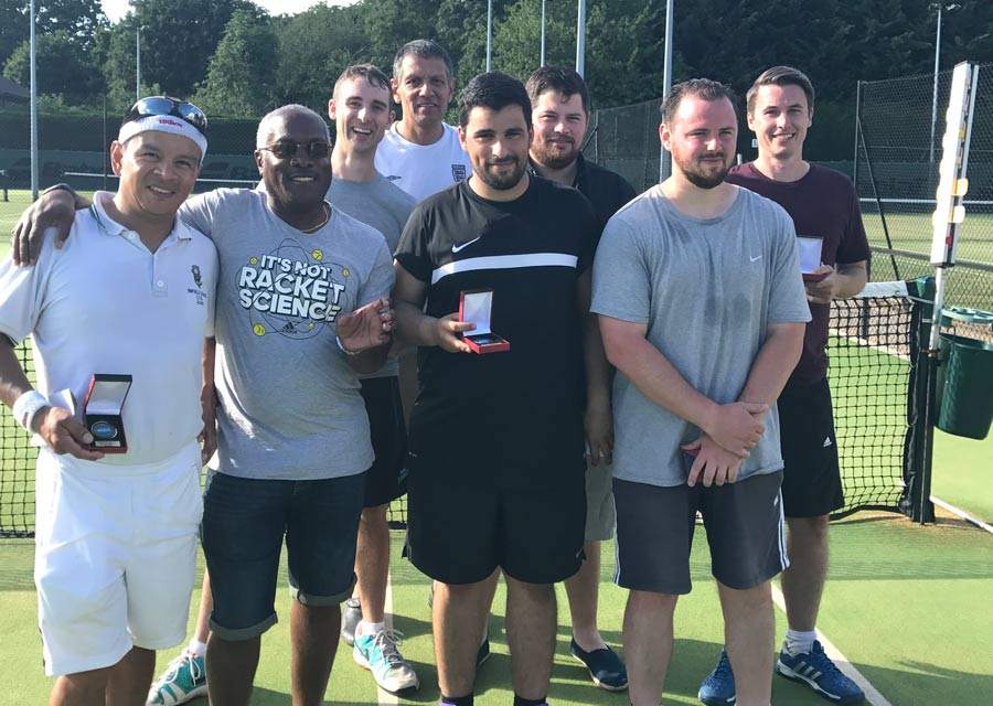 Enfield Chase Men Win Middlesex Cup Final