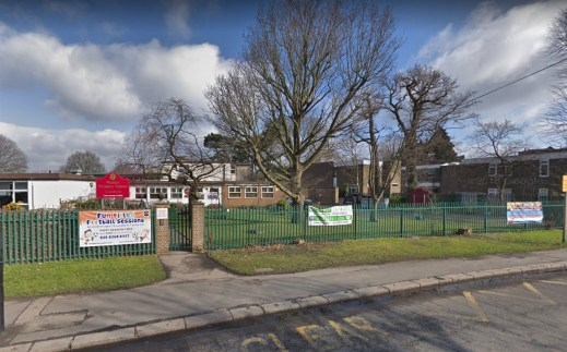 Walker Primary School (Photo: Google Maps)