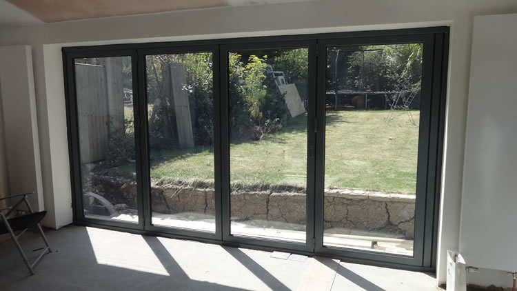 Image Result For Juliet Balcony Double Door And Side Panels Charcoal Grey