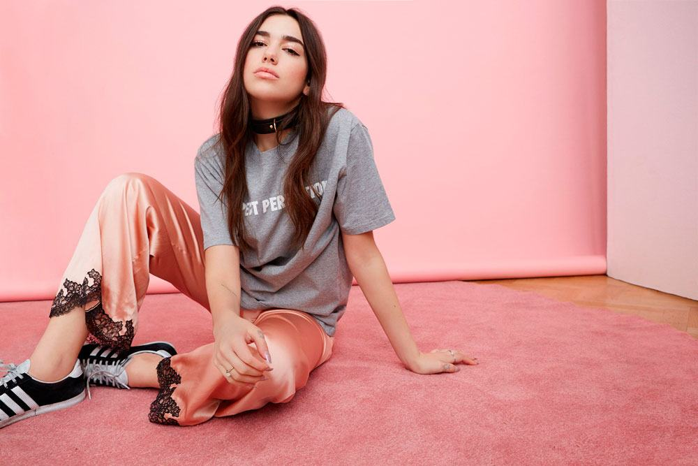 Dua LIpa for Vogue