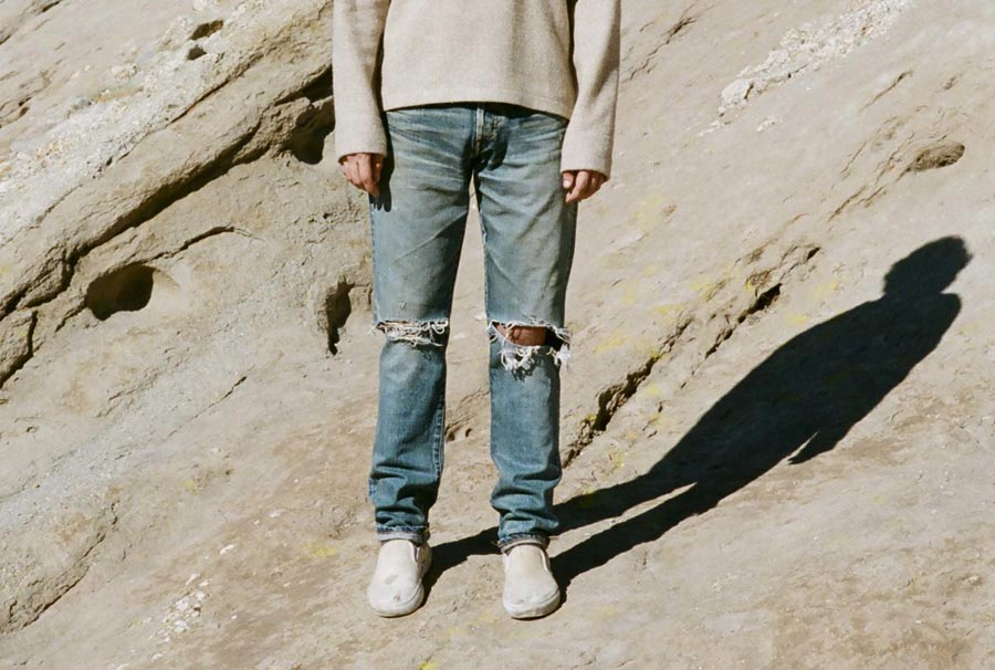 Simon Miller menswear collection Fall Winter 2016 - Lookbook