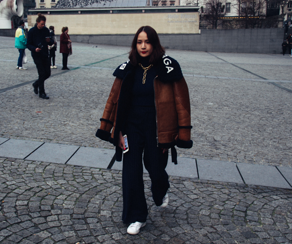 28 street looks from Paris couture week