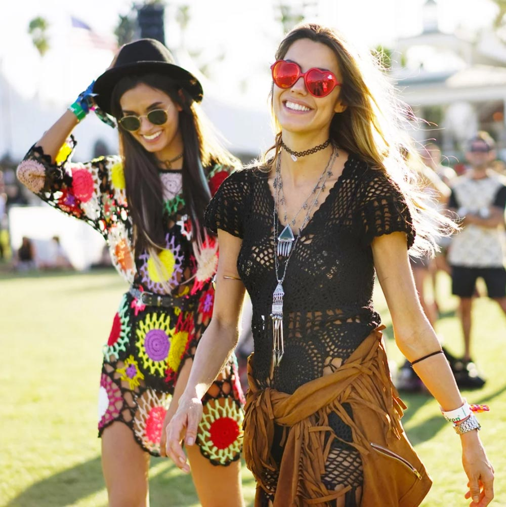 What not to wear at Coachella