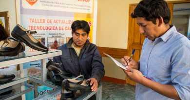 Corriente de formación técnica en la región se replica en el país