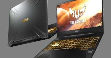ASUS Anuncia las nuevas laptops TUF Gaming FX505 y FX705
