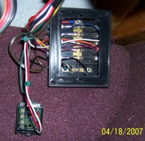 Boat Livewell Timer Installation