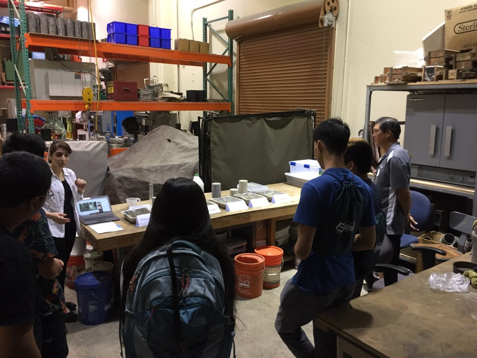 Concrete Lab Describes The Differences Between Concrete Made By Certain Materials.