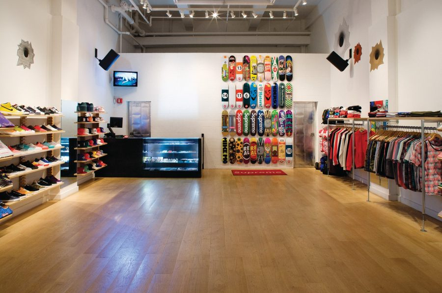 Supreme New York Store