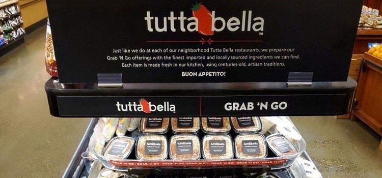Tutta Bella Grab 'N Go