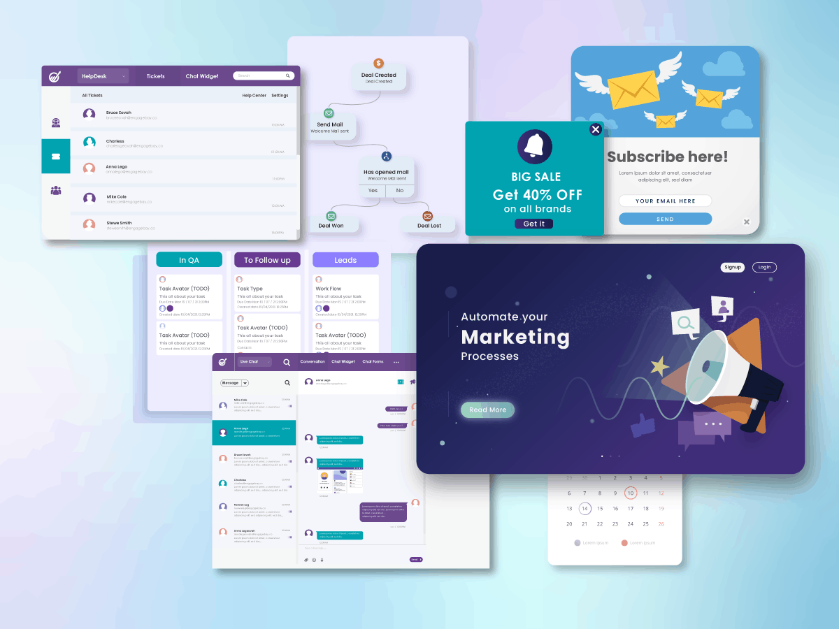 all-in-one marketing software
