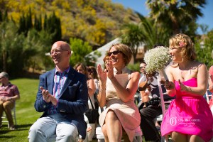 Wedding Ceremony in Andalucia