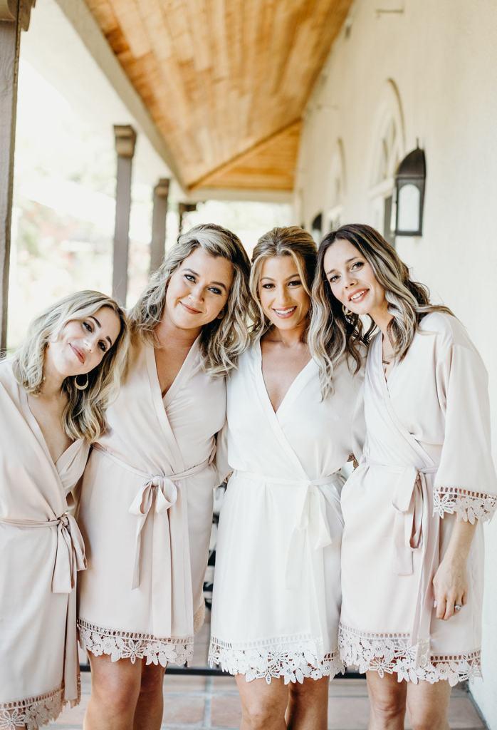 The Malibu Wedding of Samantha & Ashley shot by Katie Edwards